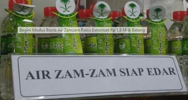 86+ Gambar Air Zamzam Palsu Paling Hist