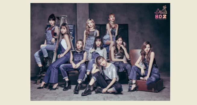 "TWICE Puncaki Chart Album Oricon Untuk Pertama Kali dengan ""BDZ"""