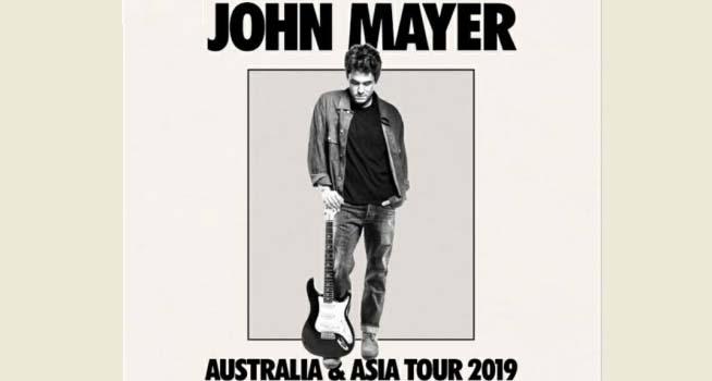 Mulai Dari Rp 1 6 Juta Tiket Konser John Mayer Tersedia Di Sini