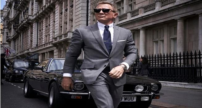 Trailer Resmi Rilis Film James Bond Teranyar Penuh Action