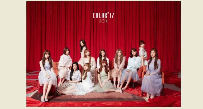 Belum Resmi Debut di Jepang, IZ*ONE Sudah Puncaki Chart Oricon