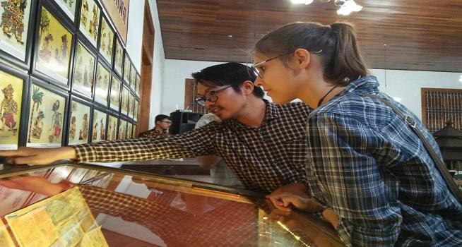 Tarik Wisatawan Museum Radya Pustaka Segera Dipugar